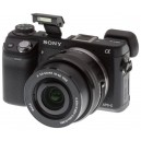 Фотоаппарат Sony Alpha NEX-6 Body Black (гарантия Sony)