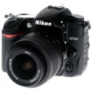 Фотоаппарат Nikon D7000 Kit AF-S DX VR 18-55 mm (гарантия Nikon)