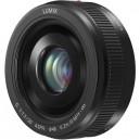 Объектив Panasonic LUMIX G 20mm f/1.7 II MFT (черный)