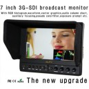 "Монитор Lilliput 7"" 663/S2 IPS 3G-SDI HDMI IN OUT HD Peaking BlackMagic BMCC"