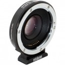 Адаптер Metabones объективы Canon EF - Blackmagic Pocket Cinema Camera Speed Booster