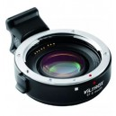 Адаптер Viltrox Speed booster Canon EF - NEX (FF, 0.71x magnification, +1 f/stop)
